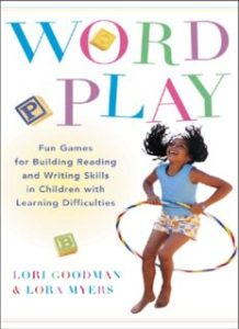 Wordplay: Fun games for Building Reading and Writing Skills in Children with Learning Difficulties