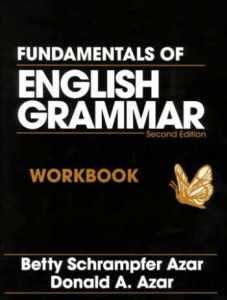 Fundamentals of English Grammar (WORKBOOK with key)