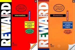 Reward - Communicative activities for students of English (Elementary + intermediate)