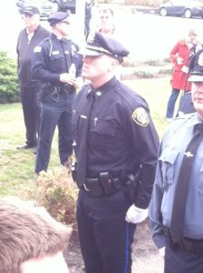 EBPD Officer Ryan Cramer Completes Police Academy