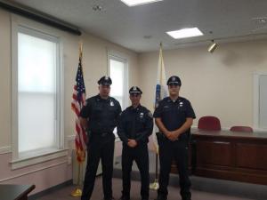East Bridgewater Hires Ten New Police Officers