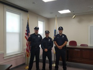 East Bridgewater Hires Ten New Police Officers
