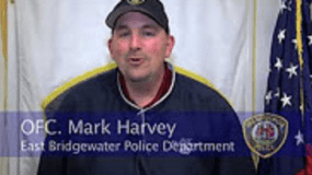 Meet Some of East Bridgewater Police's Finest, Courtesy of EBCTV PSA