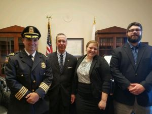 P.A.A.R.I. Members Travel to D.C. to Speak to Congress About Continued Funding for Opioid Addiction and Recovery