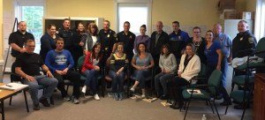 Local Police, Recovery Coaches & Recovery Community Team Up