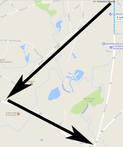 *TRAFFIC ADVISORY* East Bridgewater: Rt. 18/Bedford Street Evening Sewer Line Work Begins this Week