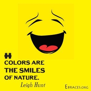 yellow color quote