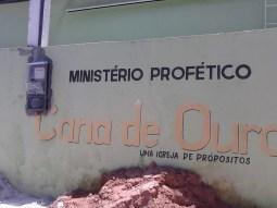 Igreja CANA DE OURO (Beba com moderação)