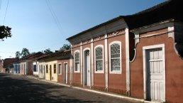 Casario açoriano do séc. XVIII (Florianópolis - SC)