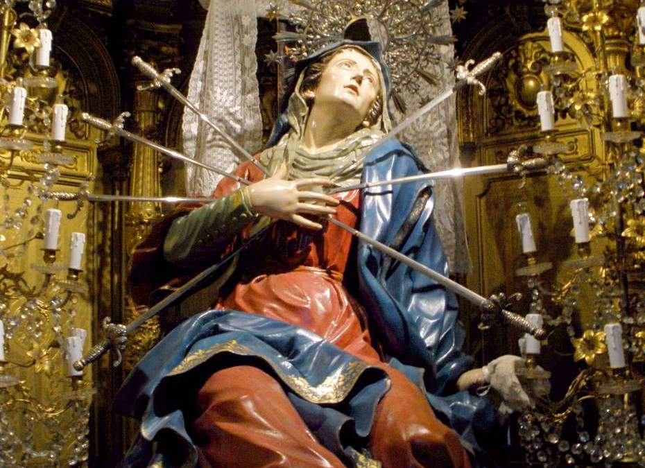 Soldier Litanies – Mother of Sorrows