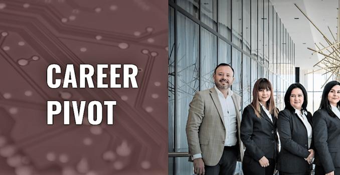 career pivot strategies