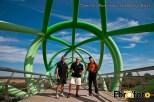 Salida: Puente del Bicentenario