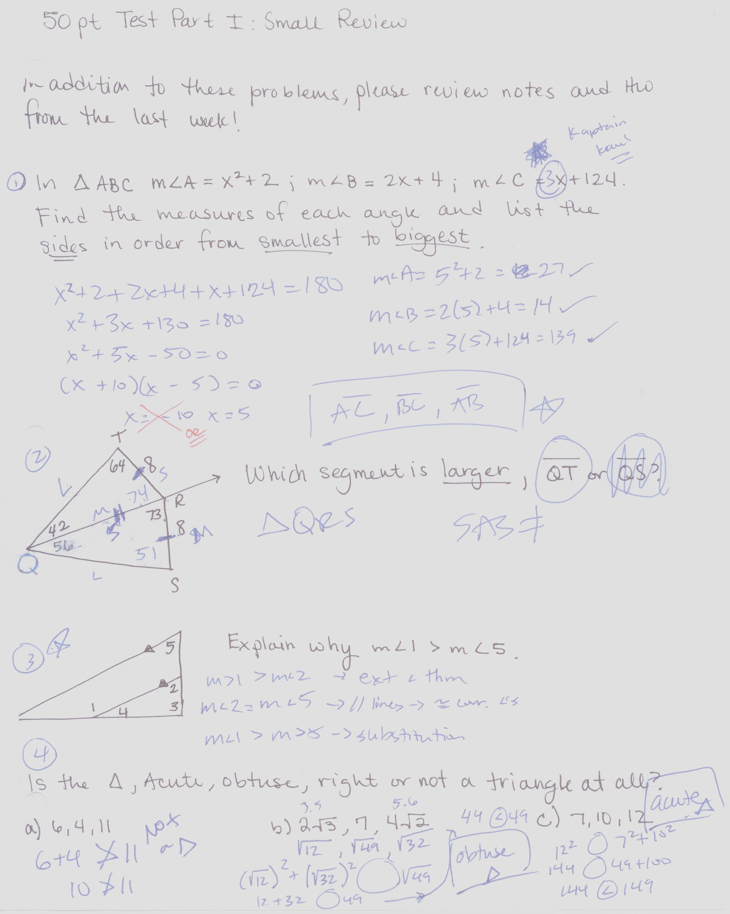 Prentice Hall Geometry Worksheet Answers