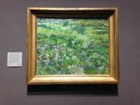 Long grass with butterflies - Vincent van Gogh