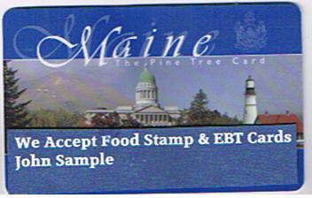 Maine EBT Card Balance Check