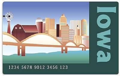 Iowa EBT Card Balance