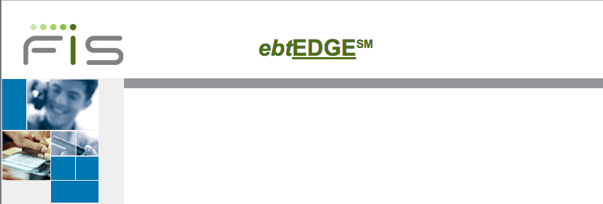 """Ebtedge.com Check balance on EBT Card"""