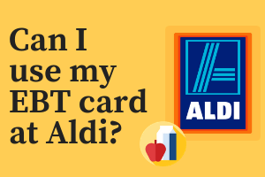 Can I Use My EBT Card At Aldi