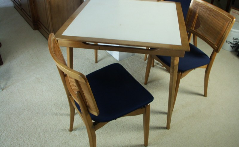 Stakmore Folding Table And Chairs Beauty Within Clinic