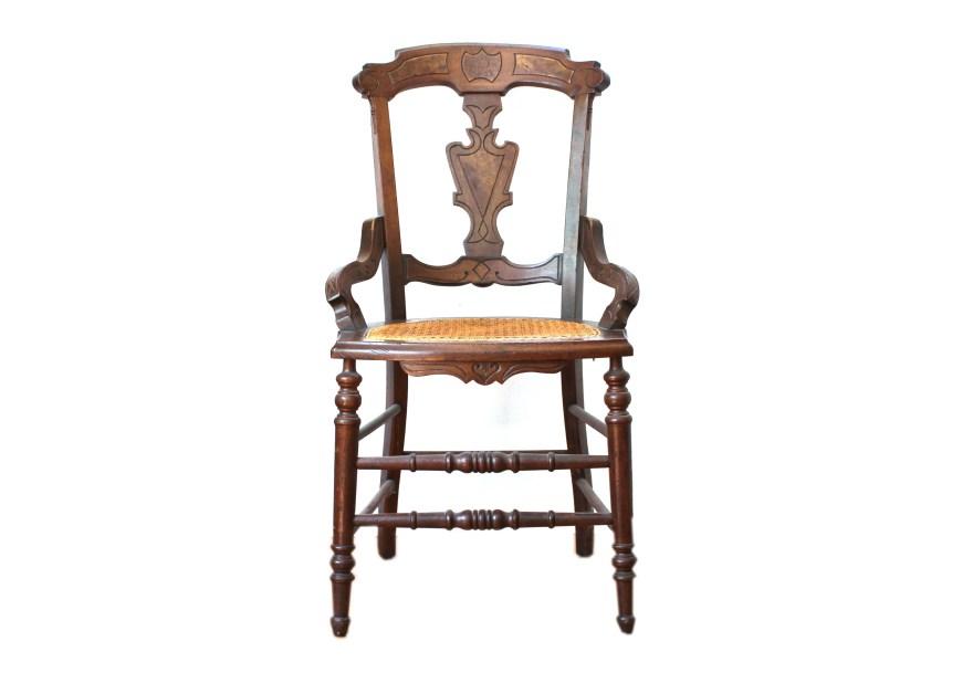 Antique Eastlake Style Victorian Chair EBTH