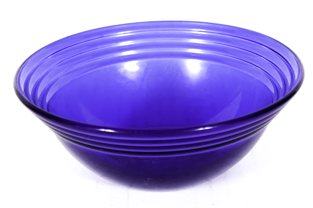 Cobalt Square Blue Dinnerware Set