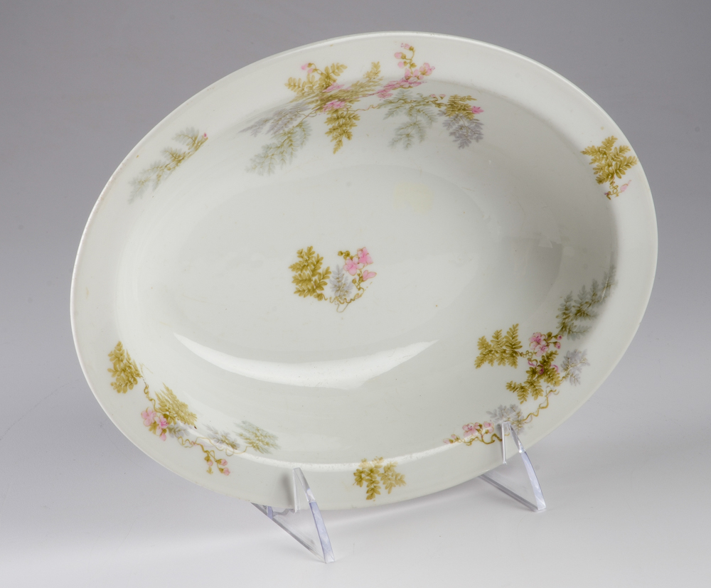 Haviland Limoges China With Pink Flowers