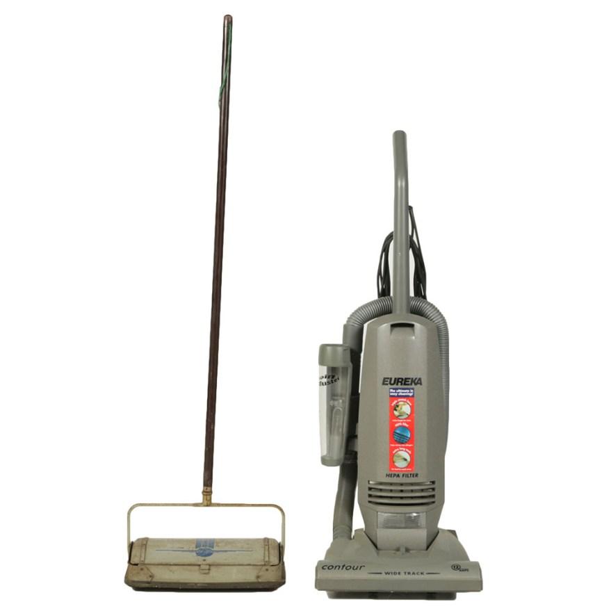 Small Garden Vacuum