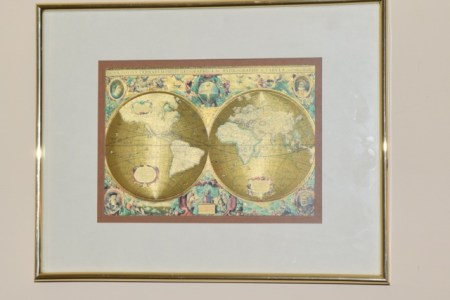 Gold foil world map framed 4k pictures 4k pictures full hq cheap vintage retro framed gold foil blaeu wall map of old and new image is loading cheap vintage retro framed gold foil blaeu wall vintage world gold publicscrutiny Images