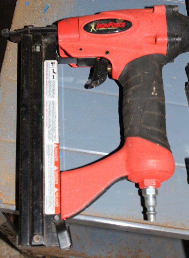 Craftsman Pneumatic Finish Nailer