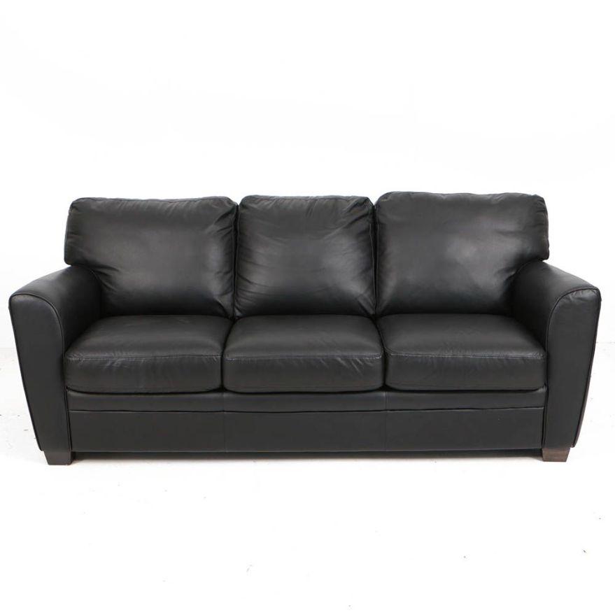 Black Sleeper Sofa Mainstays 54 Loveseat Sleeper Black