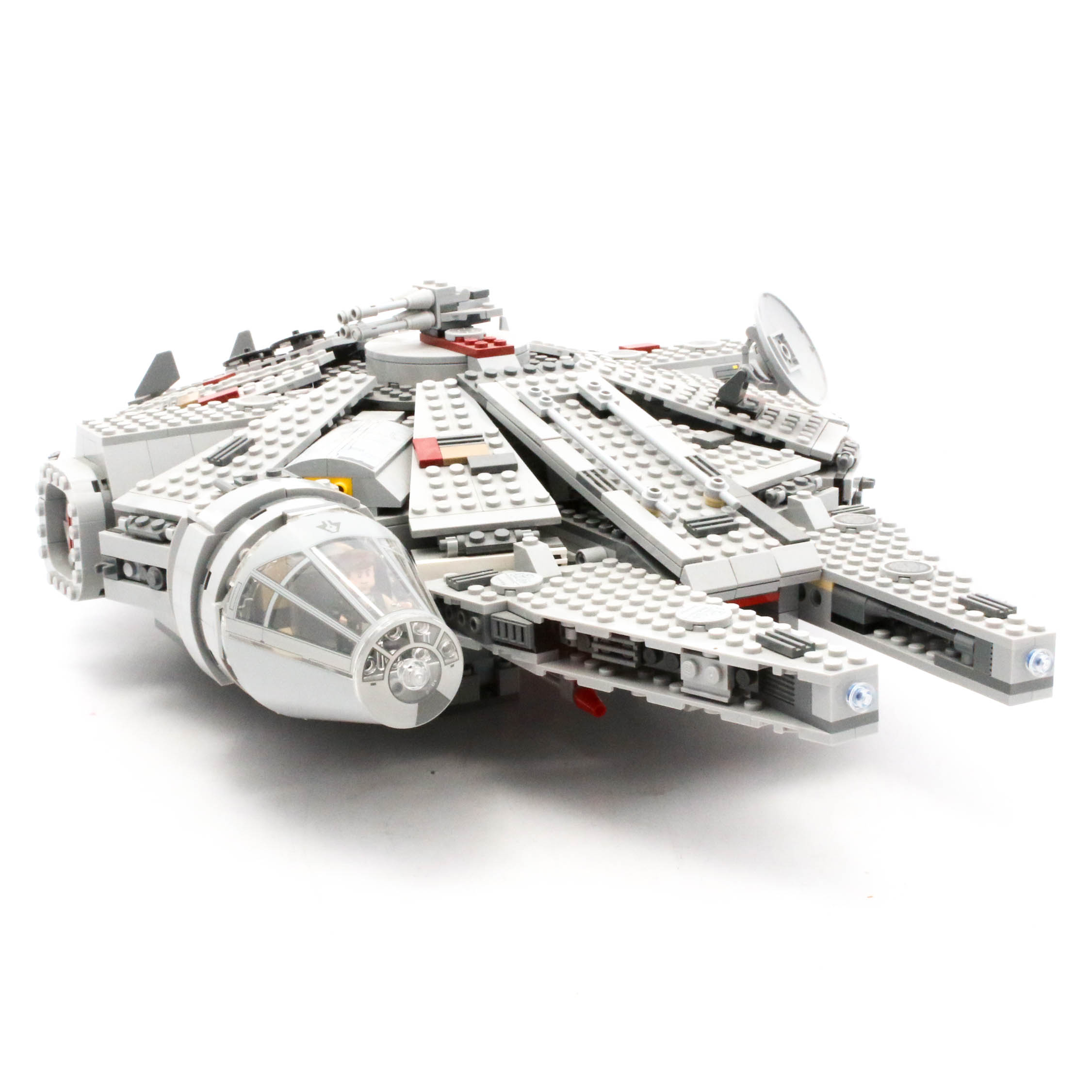 Lego Star Wars Millennium Falcon 7965 With Instruction Booklets