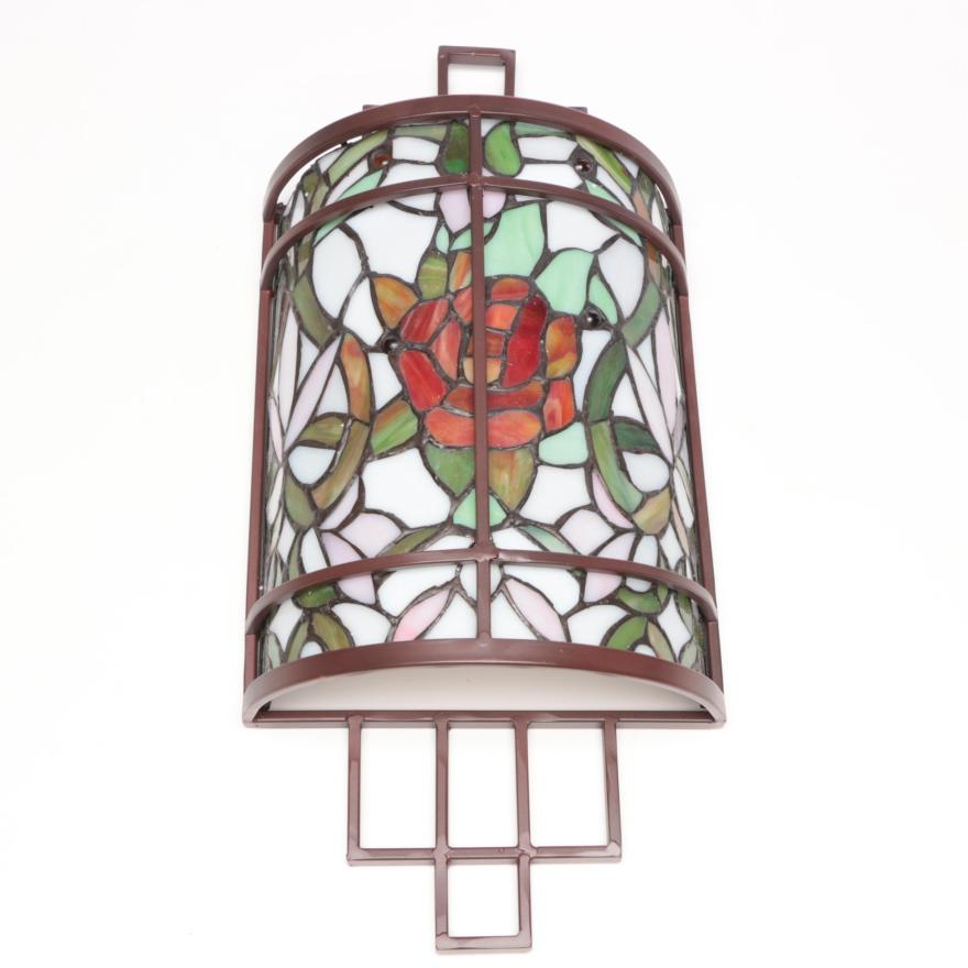 River of Goods Outdoor Acrylic Wall Sconce with Remote ... on Modern Outdoor Wall Sconce id=88548