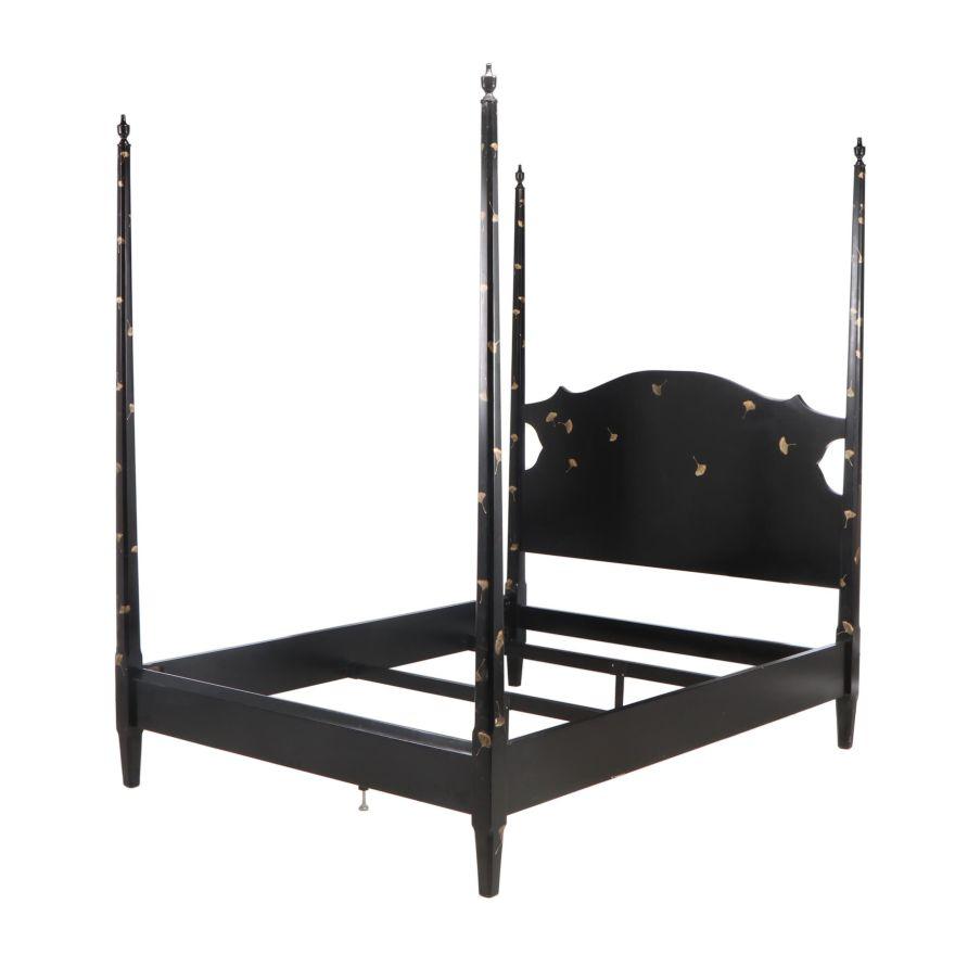 martha stewart for bernhardt katonah collection queen size poster bed frame