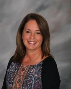 Principal Debbie Saumell