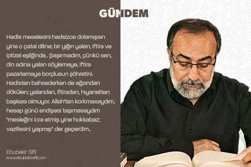 Mustafa İslamoğlu Patentli Yalanlar Serisi Güncellenmiş! - Ebubekir Sifil