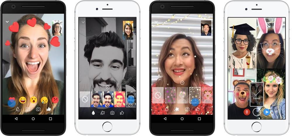 Facebook Messenger Applications Introduced New Filters To