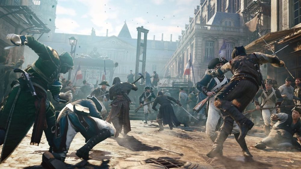 Ubisoft Introducing New Game Assassin's Creed Rebellion For Android And iOS