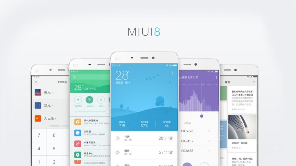 Xiaomi Mi 6 High-End Smartphone Introducing Split Screen Feature