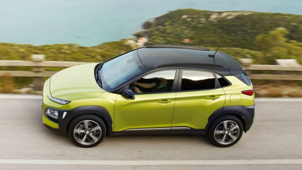 Hyundai Introducing New Hyundai Kona 2018 Model