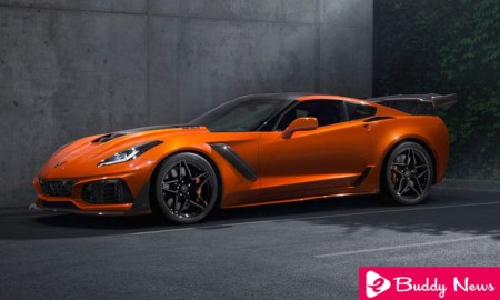 Chevrolet Corvette ZR1 2019 Model Is The Most Fastest And Powerful Car Ever ebuddynews