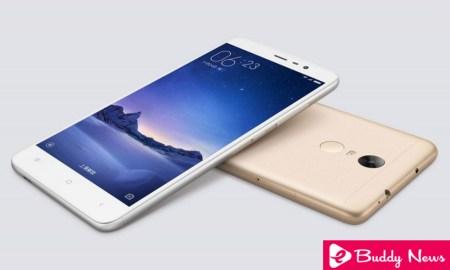Xiaomi Redmi Note 5 Smartphone Filtered Their New Characteristics ebuddynews