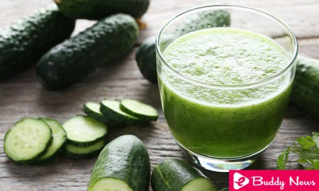 Amazing Health Benefits Of Cucumber Juice ebuddynews