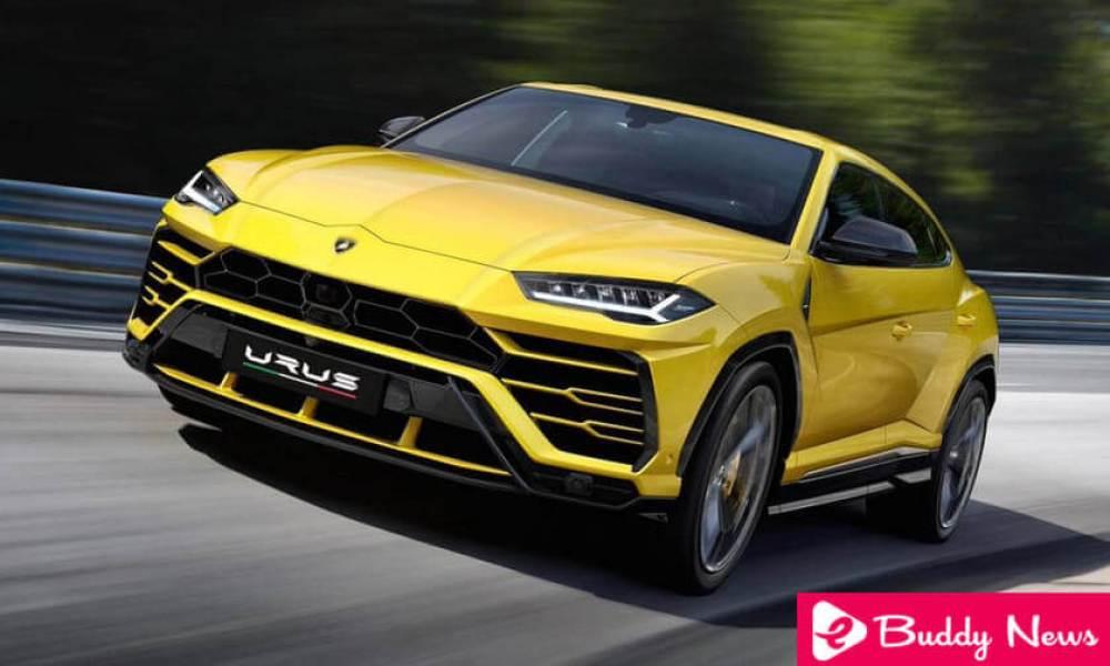 Fastest SUV In The World Lamborghini Urus 2019 Model HD picture