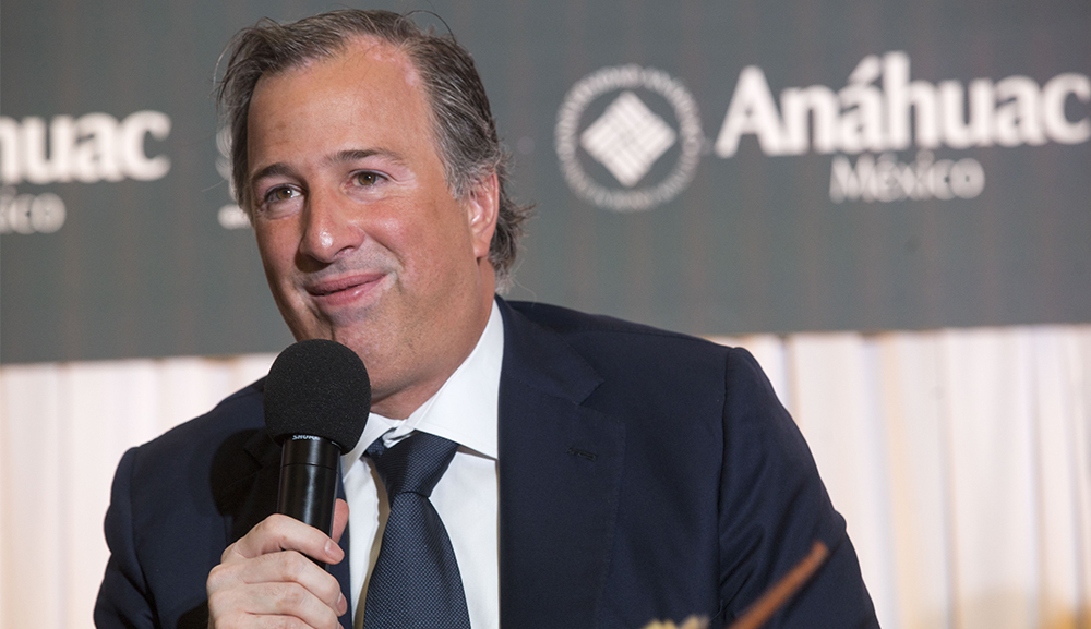 The Ex-Minister José Antonio Meade Registers As One Of The Candidates For Presidential Election ebuddynews
