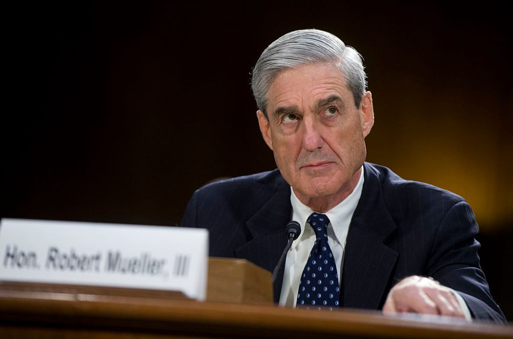 Trump Says That He Won't Fire Robert Mueller ebuddynews