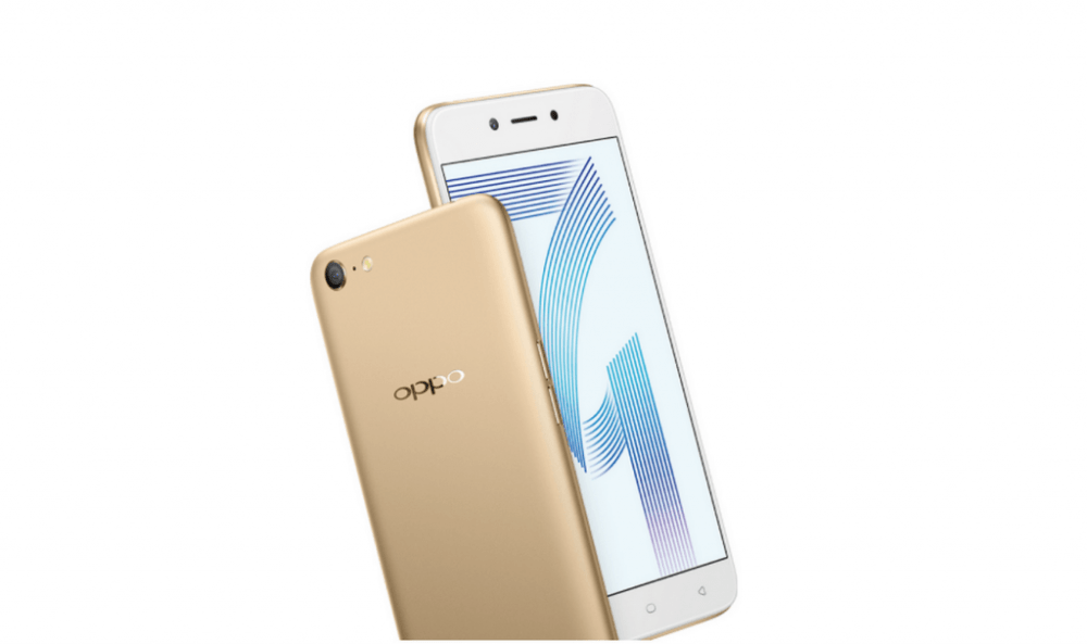 Introduced Oppo A71 2018 With Artificial Intelligence For Selfies ebuddynews