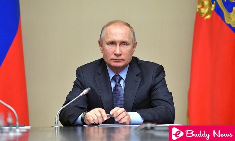 Vladimir Putin Again Elected Fourth Term As President Of Russia ebuddynews