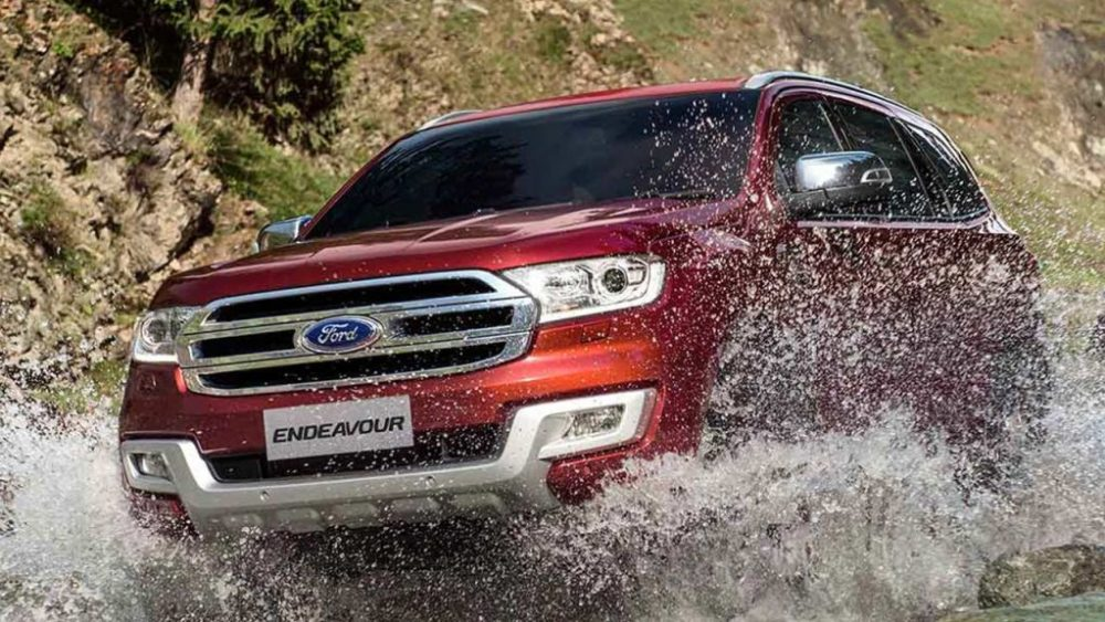 EcoBlue 2.0 Engine Adopted By Ford Endeavor 2019 - ebuddynews