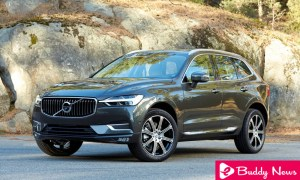 Volvo XC60 Diesel Arrives In The Market - ebuddynews