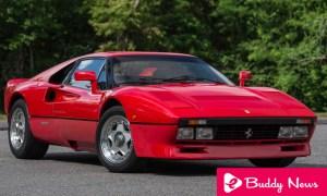 1985 Ferrari 288 GTO Stolen - eBuddy News